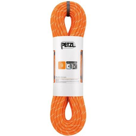 Cuerda Semiestática Petzl 9mm 40m