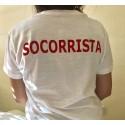 """Camiseta """"Socorrista"""""""