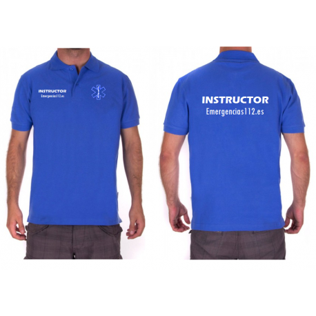 Polo Instructor Emergencias 112
